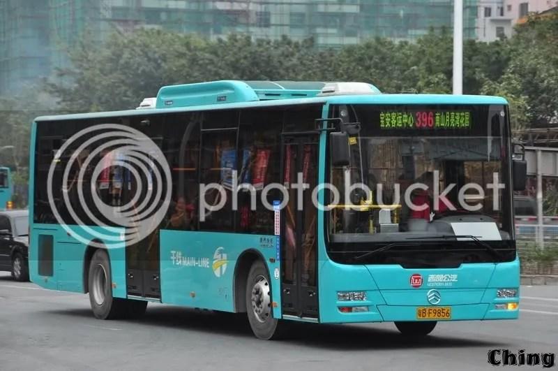 近期深圳新車 - 兩岸三地巴士 (B4) - hkitalk.net 香港交通資訊網 - Powered by Discuz!