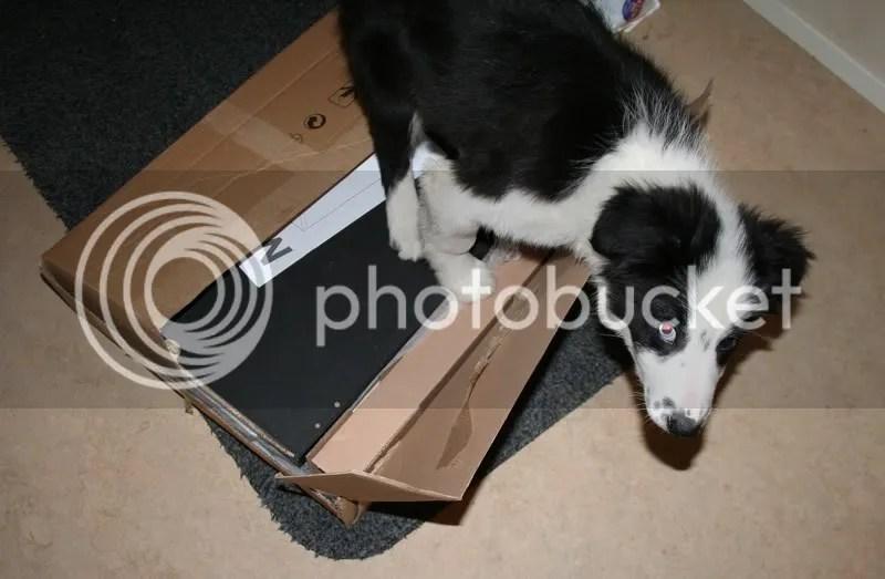 Matte, jag ska bara hjälpa dig att sätta ihop IKEA möbeln! Tror inte du klarar det själv!