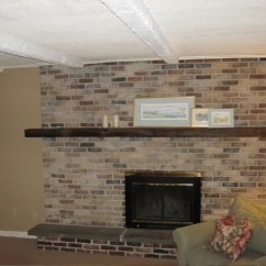 Living Room Fireplace Off Centered Design Ideas For The Brick Pick My Presto Lettered Cottage