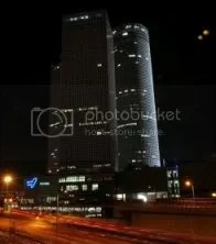 Lights out Azrieli