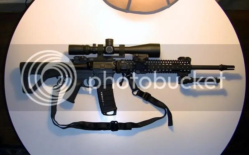 larue tactical stealth spr
