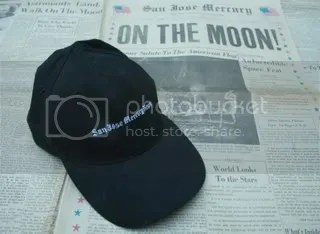 San Jose Mercury News cap, circa 2002