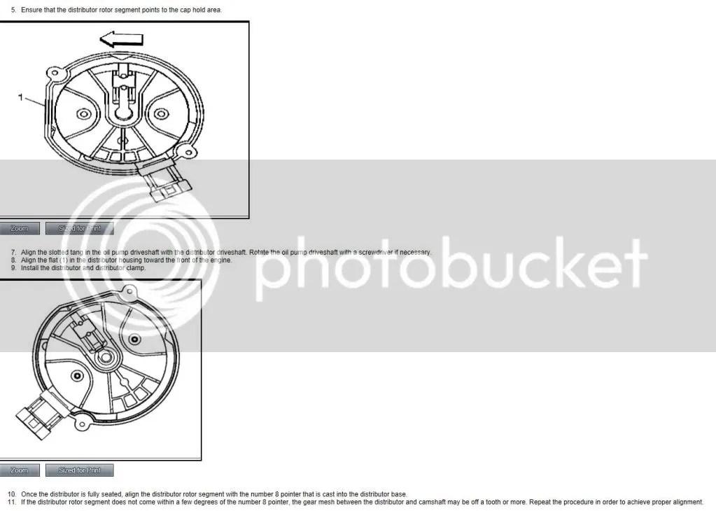 98 4 3l Engine Distributor Wiring Diagram. Schematic