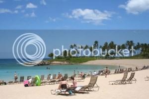 Beach at Ko Olina