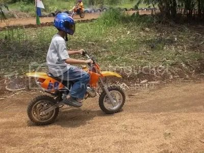 motor cross mini