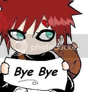 Say Bye Bye Gaara ^_^