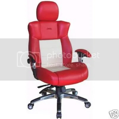 jeep desk chair minnie table and chairs srt 8 executive leather office cherokee srt8 forum check ebay item number 320312178299