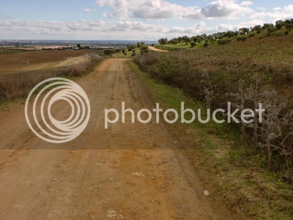 Continuación por la Ruta del Agua, término de Valencina de la Concepción