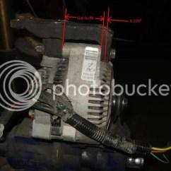 2005 Ford Taurus Alternator Wiring Diagram Dolphin Shark Gauges Alternators Pirate4x4 Com 4x4 And Off Road Forum