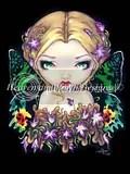 QS Autumn Crocus Fairy photo AutumnCrocusFairy.jpg