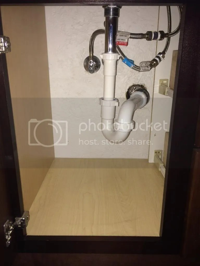 Gross Smell Under Bathroom Vanity Cabinetsink  Plumbing  DIY Home Improvement  DIYChatroom