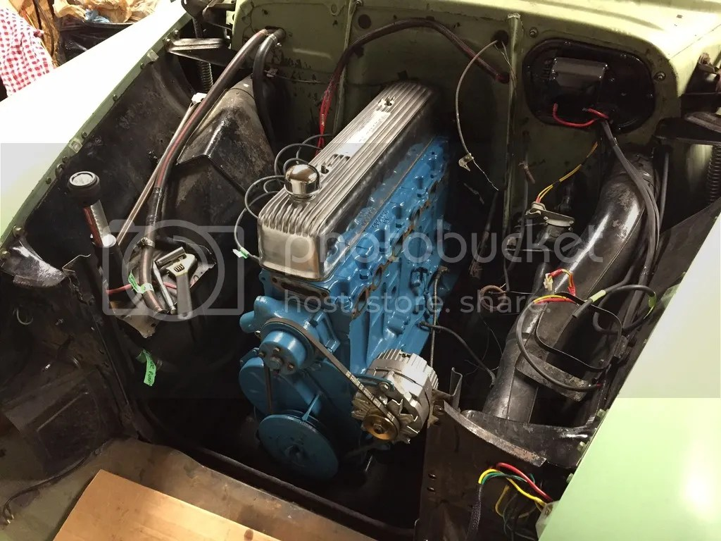 hight resolution of 1951 chevy styleline deluxe 2 door sedan 1954 235 with isky cam shaved head dual carter yf 787s carbs on offenhauser intake split manifold dual exhaust