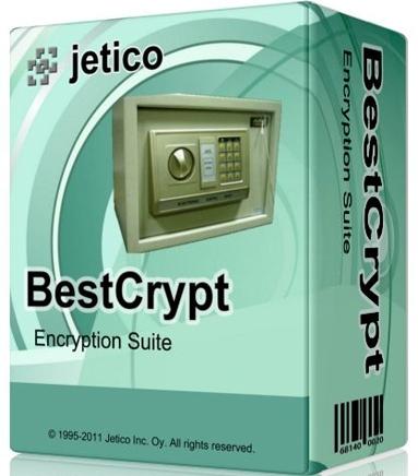 Jetico BestCrypt 8.24