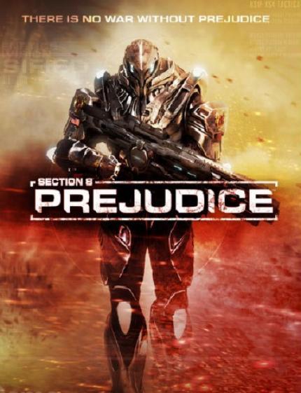 Section 8 Prejudice (2011) Black Box