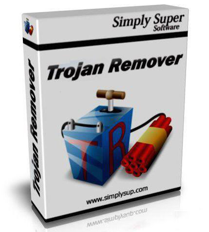 Trojan Remover 6.8.3.2601 (ENG) - Serial