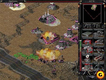 Command & Conquer: Tiberian Sun & Firestorm v.v1.14 (2000/MULTI2/RePack By DeCien)