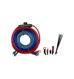 car audio amp wiring kit [ 990 x 990 Pixel ]