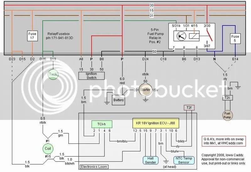 Diagrams# Mk3 Golf Wiring Diagram – GolfGTIforumcouk An