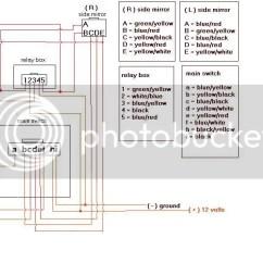 02 Honda Civic Fuse Box Diagram 1000 Watt Hps Ballast Wiring Need Help Jdm Power Folding Mirrors - Honda-tech Forum Discussion