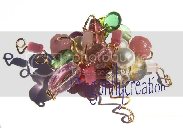 candy brooch