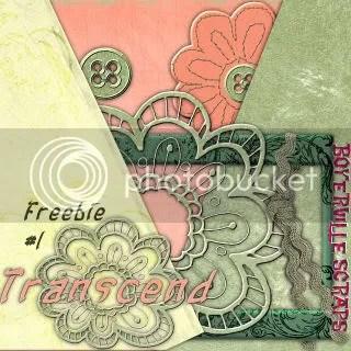 transcend freebie