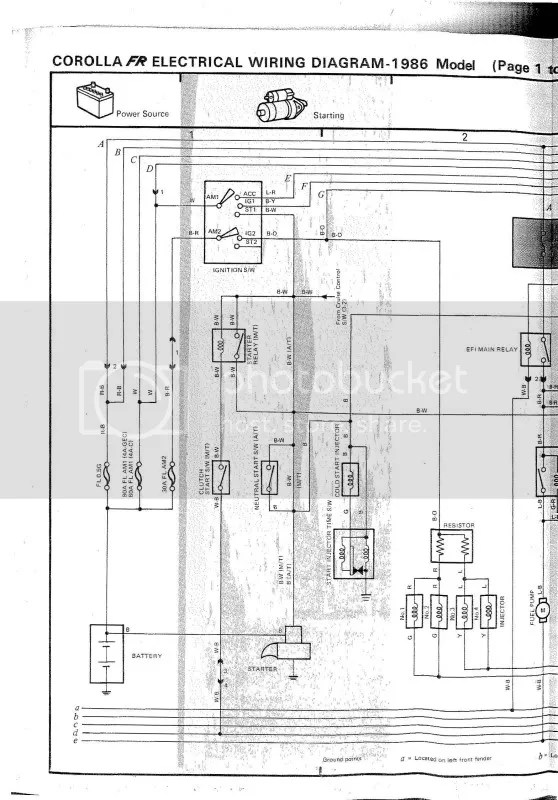 ae86 stereo wiring diagram hyundai santa fe engine diagramae86 manual simple siteae86 interior