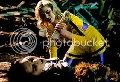 buffy the vampire slayer, staking vampires, badass, feminist, heroine 90's Halloween costumes