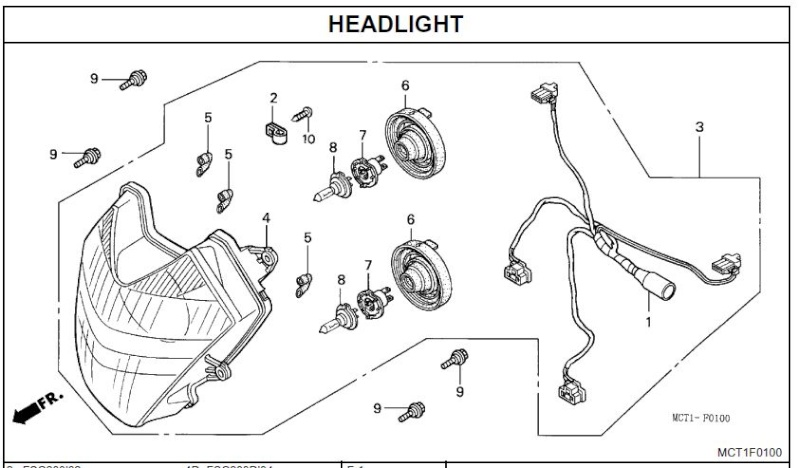 Diy Headlight Wiring Harness, Diy, Free Engine Image For