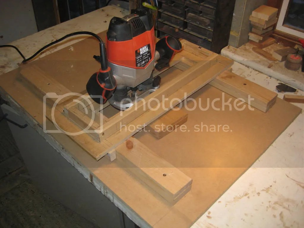 Router Planer Jig