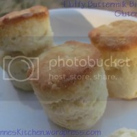 Fluffy Buttermilk Biscuits - Gluten-Free and Traditional!