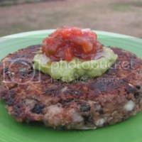 Quinoa and Black Bean Burgers