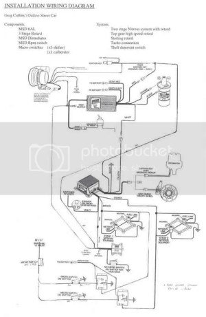 Basic race car wiring diagram?  Page 4  Yellow Bullet Forums