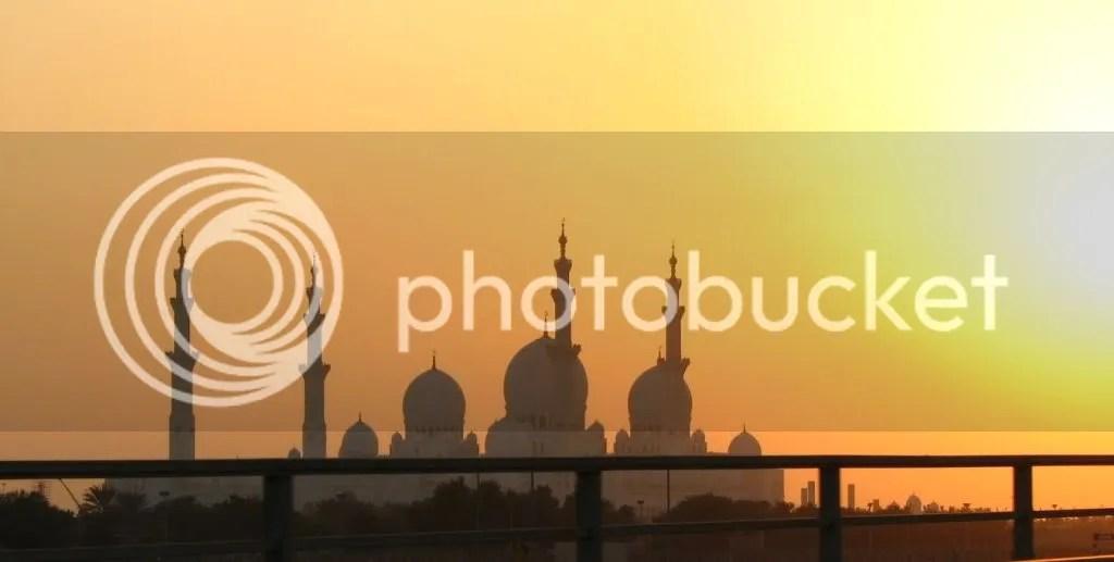 Moschee in asfintit
