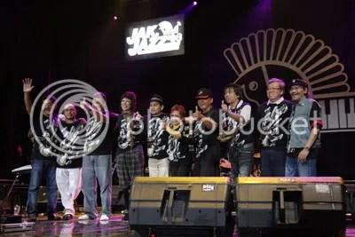 jakjazz, jakjazz 2008, jakjazz 20th edition celebration, special show