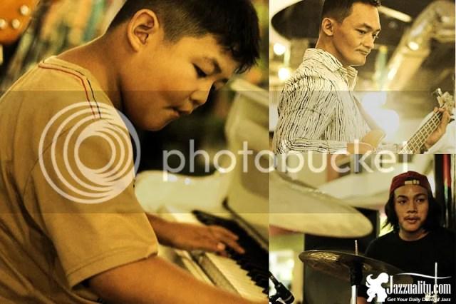 jeremy hutomo trio, jeremy hutomo, jazz boy, jazz kid