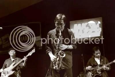 devian, jakjazz 2008, jakjazz, interview, saxophone, freedom of a dream