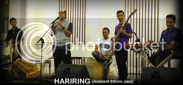 hariring, ethnic jazz, sundanese jazz, world music