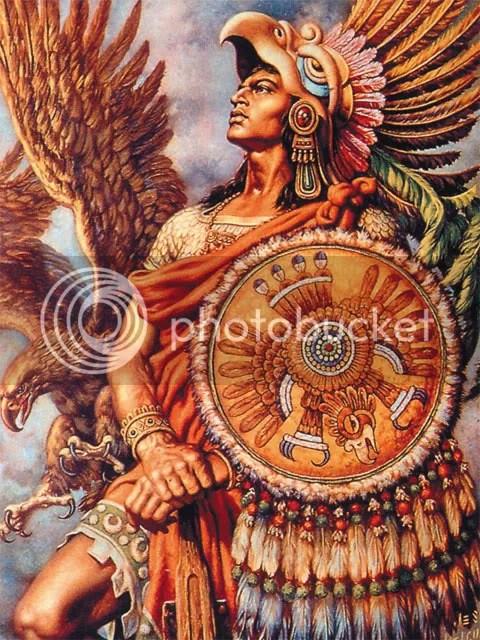 Aztec. mexican tattoos. i270.photobucket.com