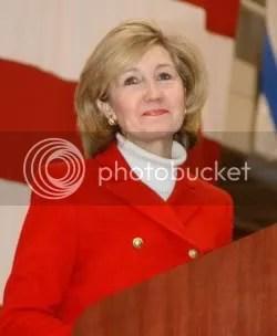 U.S. Senator Kay Hutchison