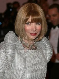 Anna Wintour of Vogue