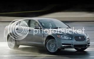 Jaguar XF ($ 56,000)