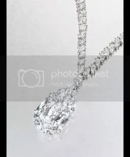 Christina Onassis 38 Carat Diamond