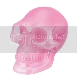 The Crystal Skull (Pink)
