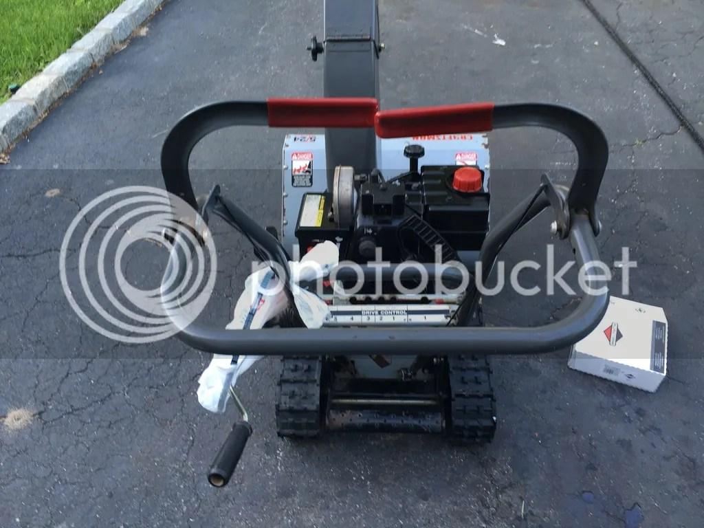 Craftsman Trac Drive Snowblower Parts