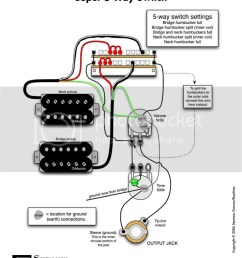 2 conductor humbucker wiring diagrams only [ 809 x 1023 Pixel ]