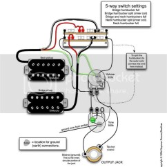 Strat Wiring Diagram 3 Way Switch Tel Tac Ii Guitar 2 Humbuckers Swit Library Jackson Pickup Control U2022 Active