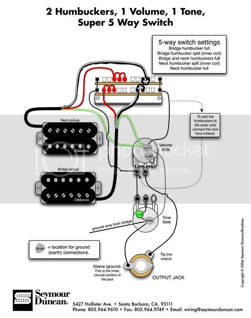 medium resolution of the ultimate wiring thread updated 7 31 18 ultimate guitar or