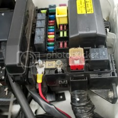Water Pump Control Box Wiring Diagram Rj11 Socket Aquamist Hsf-6 Install - Evolutionm Mitsubishi Lancer And Evolution Community