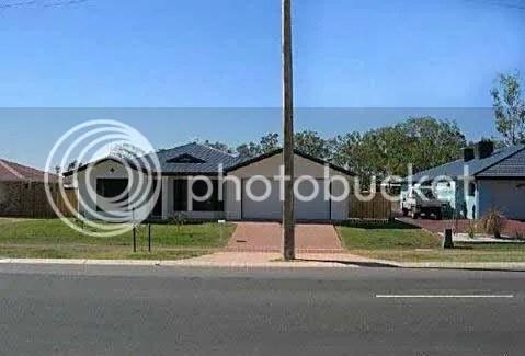 pole in driveway photo: Telephone pole in driveway ATT12738438.jpg