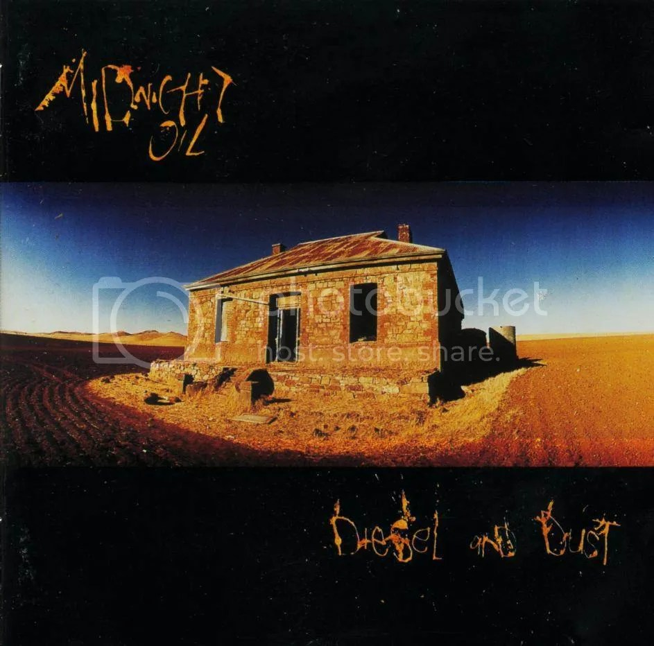 Image result for midnight oil diesel and dust